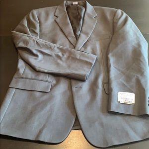 Gray Dress Jacket NEW